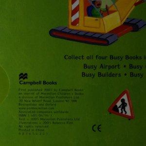 antikvární kniha Busy Builders, 2005