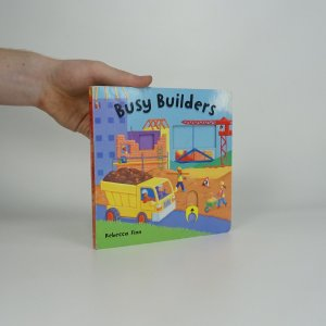 náhled knihy - Busy Builders
