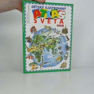 náhled knihy - Dětský ilustrovaný atlas světa