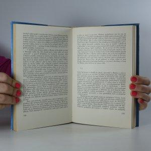 antikvární kniha Petrolej, 1972