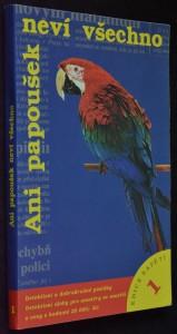 náhled knihy - Ani papoušek neví všechno