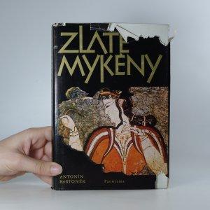 náhled knihy - Zlaté Mykény