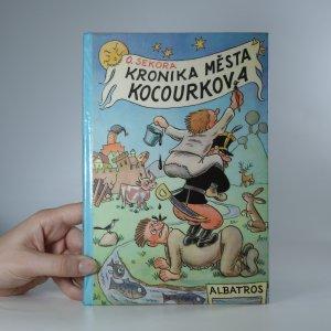 náhled knihy - Kronika města Kocourkova