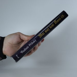 antikvární kniha Můj muž král Karel IV., 2006