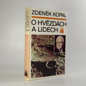náhled knihy - O hvězdách a lidech
