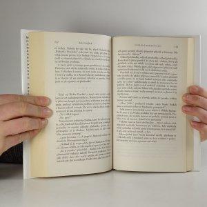 antikvární kniha Posedlá romantikou, 2008