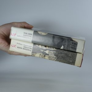 antikvární kniha Na křídle větrného mlýna. Neklidné babí léto. (2 svazky)., 1989-1990