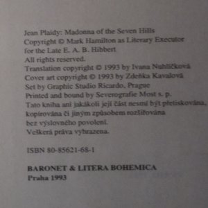 antikvární kniha Římská madona Lucrezia Borgia, 1993