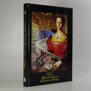 náhled knihy - Římská madona Lucrezia Borgia