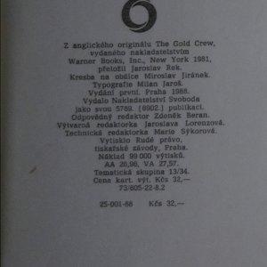 antikvární kniha Ponorka, 1988