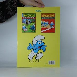 antikvární kniha Šmoulové. Šmoulí divoch., 2003