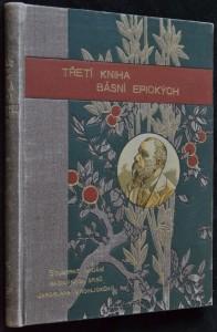 náhled knihy - Třetí kniha básní epických Jaroslava, Vrchlického
