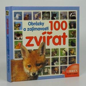 náhled knihy - 100 zvířat. Obrázky a zajímavosti.