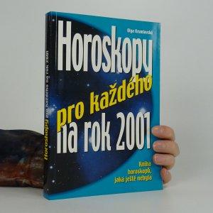 náhled knihy - Horoskopy pro každého na rok 2001