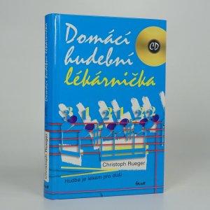 náhled knihy - Domácí hudební lékárnička