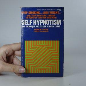 náhled knihy - Self Hypnotism