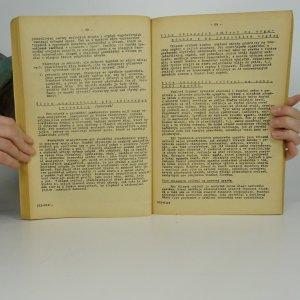 antikvární kniha Zvláštní tělesná výchova, neuveden