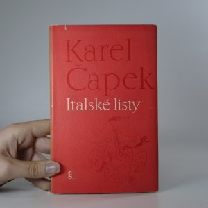 náhled knihy - Italské listy