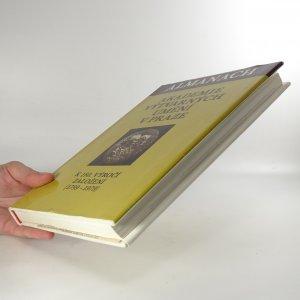 antikvární kniha Almanach Akademie výtvarných umění v Praze k 180. výročí založení (1799-1979), 1979