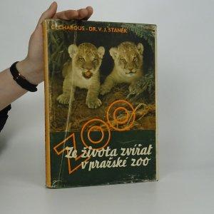 náhled knihy - Ze života zvířat v pražské zoo