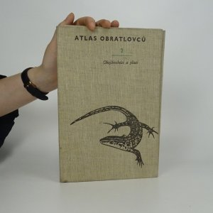 náhled knihy - Atlas obratlovců 2. Obojživelníci a plazi. (1 svazek)