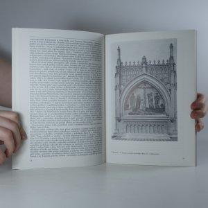 antikvární kniha Parléřovské umění z Porýní. Katalog výstavy, 1983