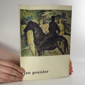 náhled knihy - Jan Preisler 1872-1918