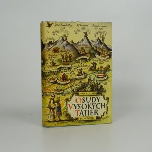 náhled knihy - Osudy Vysokých Tatier