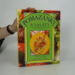 náhled knihy - Pomazánky a saláty