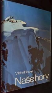 náhled knihy - Naše hory