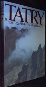 náhled knihy - Tatry: Nízke, Západné, Vysoké, Belianske