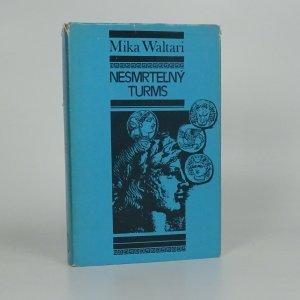 náhled knihy - Nesmrteĺný Turms
