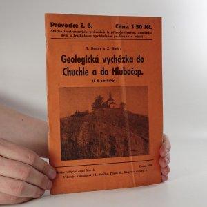náhled knihy - Geologická vycházka do Chuchle a do Hlubočep