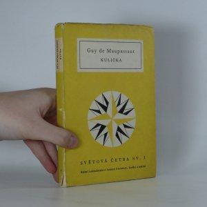 náhled knihy - Kulička a jiné povídky