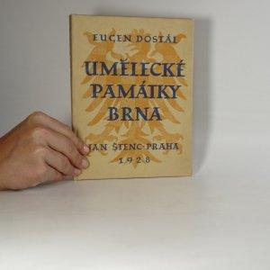 náhled knihy - Umělecké památky Brna