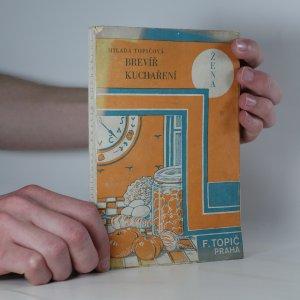 náhled knihy - Brevíř kuchaření