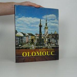 náhled knihy - Olomouc ve fotografii