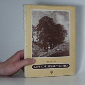 náhled knihy - Lept a příbuzné techniky