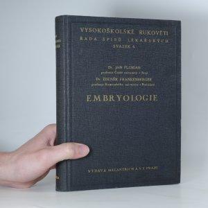 náhled knihy - Embryologie