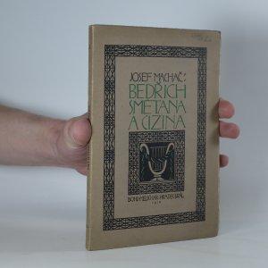 náhled knihy - Bedřich Smetana a cizina