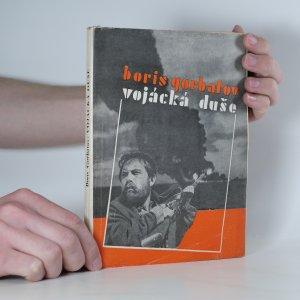 náhled knihy - Vojácká duše