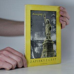 náhled knihy - Zápisky z cest