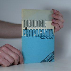 náhled knihy - Ideologie a propaganda