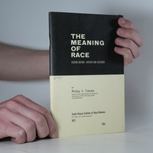 náhled knihy - The Meaning of Race