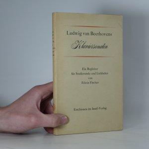 náhled knihy - Ludwig van Beethovens Klaviersonaten