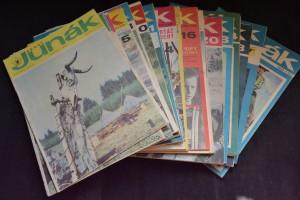 náhled knihy - Junák, 1969, roč. XXXII, č. 1-32 + poslední číslo Junáka