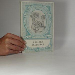 náhled knihy - Kronika Trojánská