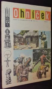 náhled knihy - Ohníček, roč. XVII, č. 6