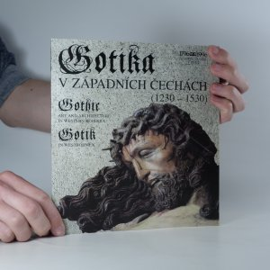 náhled knihy - Gotika v západních Čechách