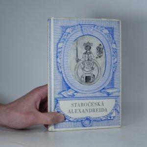 náhled knihy - Staročeská Alexandreida
